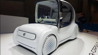 Toyota Wonder Capsule concept