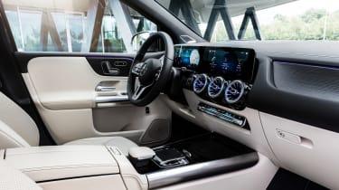 Mercedes B-Class - interior