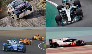 Motorsport review 2017