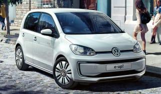 Volkswagen e-up! facelift