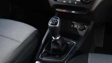 Hyundai i20 Turbo Edition - gearlever