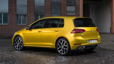New 2017 Volkswagen Golf - rear static