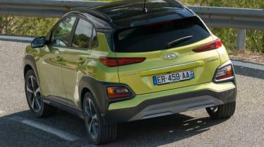 Hyundai Kona Premium SE 2017 - rear quarter