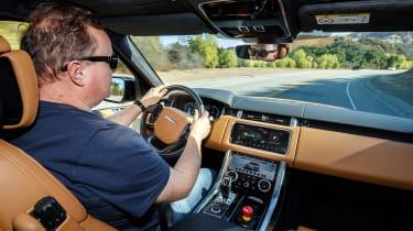 Range Rover Sport PHEV - Steve Fowler
