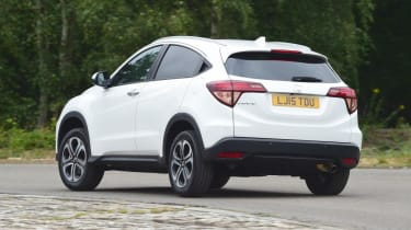Used Honda HR-V - rear cornering