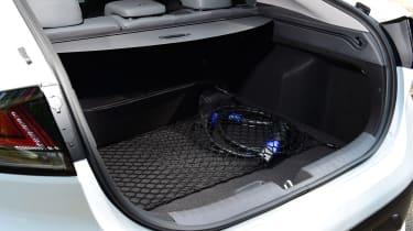 hyundai Ioniq electric -  boot