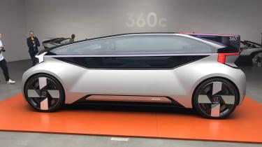 Volvo 360c concept - profile