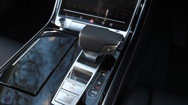 Audi A8 - centre console
