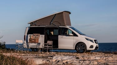 Mercedes V-Class Marco Polo - camping