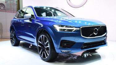 Volvo XC60 Geneva show - front