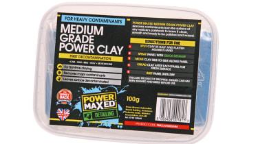 Power Maxed Medium Grade Power Clay