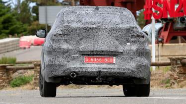 Renault Kadjar coupe-SUV - spyshot 14