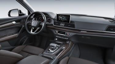 Audi Q5 SUV - interior 2