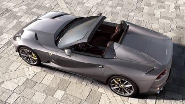 Ferrari 812 GTS - rear above
