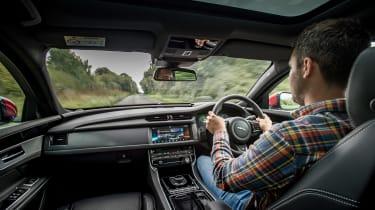 Jaguar XF Sportbrake - Richard Ingram