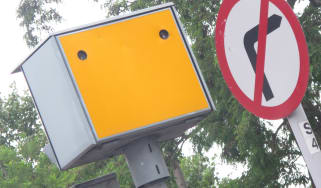 Motorists now accept speed cameras