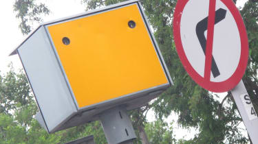 Motorists now accept speed cameras