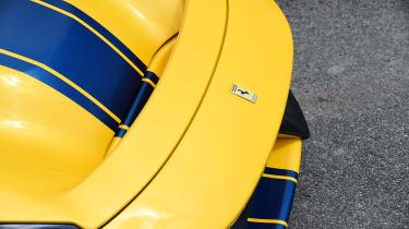 Ferrari 488 Pista Spider - front detail
