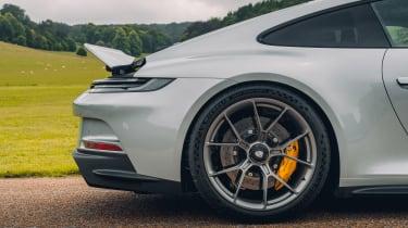 Porsche 911 GT3 Touring Package - rear wheel