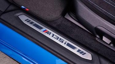 BMW M135i 2019 sill