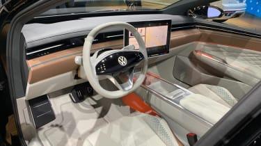 Volkswagen ID. Space Vizzion -LA Motor Show