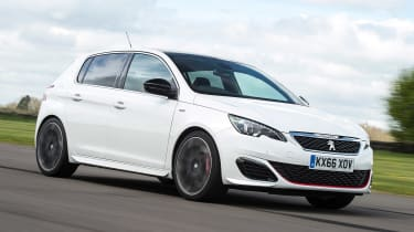 Most underrated cars - Peugeot 308 GTi