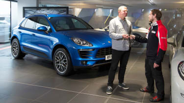 Long-term test review: Porsche Macan - handover