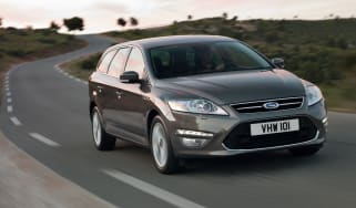 Ford Mondeo facelift front