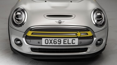 MINI Electric - front static