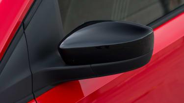 Triple test –Skoda Citigo - wing mirror passenger