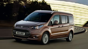 Ford Grand Tourneo Connect 2013 front track
