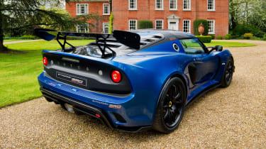 Lotus Exige Cup 380 - rear