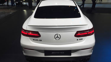 Mercedes-AMG E 53 Coupe - Detroit full rear