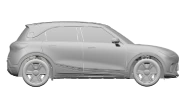 Smart SUV - design patent side 2