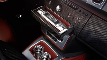 Rolls-Royce Phantom Zenith dash