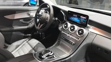 Mercedes C-Class - interior