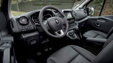 Renault Trafic SpaceClass - interior