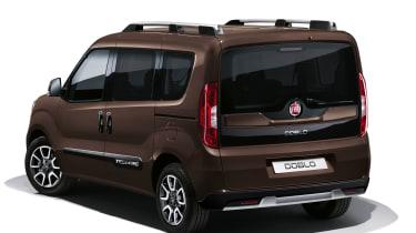 Fiat Doblo Trekking -