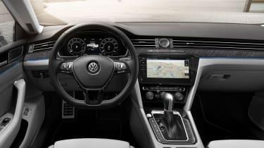 Volkswagen Arteon official - Elegance interior
