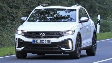 Volkswagen T-Roc R - spyshot 1