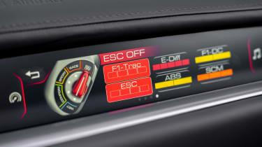 Ferrari Portofino M - screen