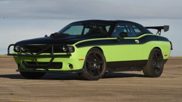 Fast and Furious Live - Dodge Challenger front