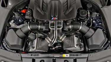 BMW M6 Convertible engine