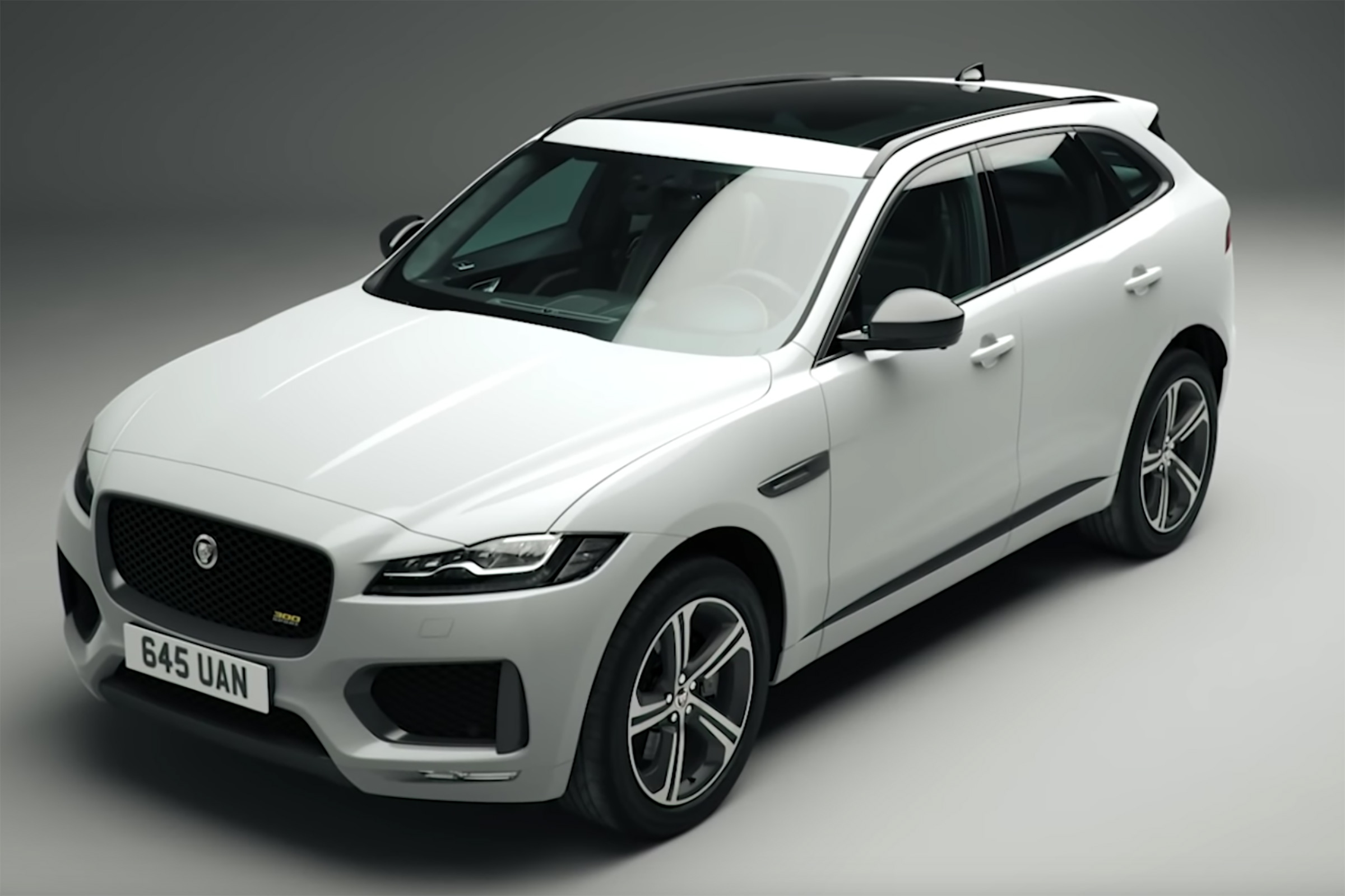 Jaguar F Pace 300 Sport And Chequered Flag Editions Revealed Auto Express