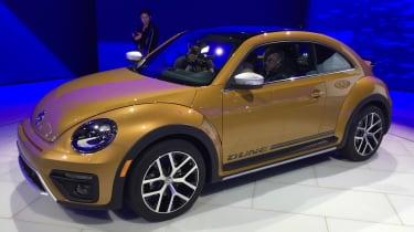 VW Beetle Dune 2015 front