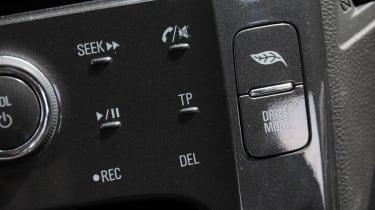 Vauxhall Ampera detail