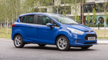 Used Ford B-MAX - front