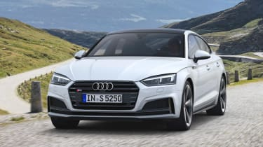 Audi S5 Sportback - front