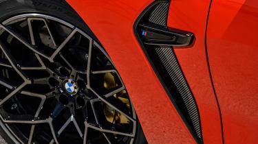 BMW M8 - wheel