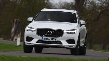 Volvo XC60 long-term test - header